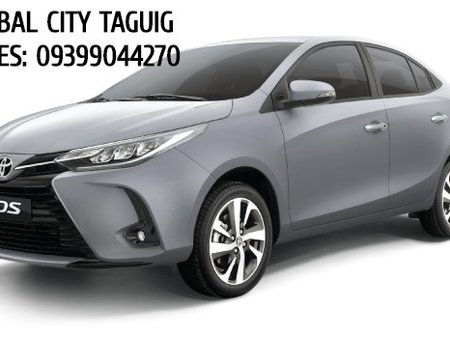 PROMO ALERT! 29K ALL IN PROMO ALL NEW TOYOTA VIOS 1.3XE CVT(3AIR BAGS)