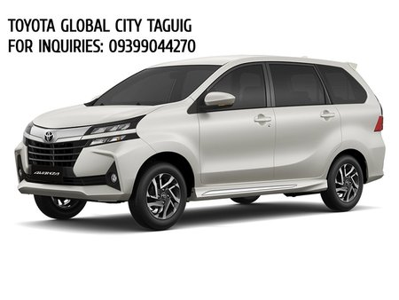 PROMO ALERT! 39K ALL IN PROMO BRAND NEW TOYOTA AVANZA 1.3E MT