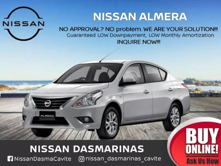 2020 Nissan 1.5L Almera Base MT