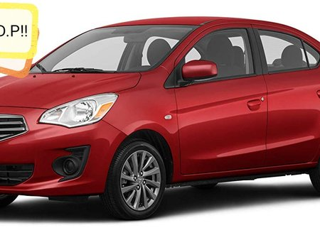 Best deal promo for bnew 2020 Mitsubishi Mirage g4 sedan