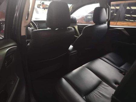 Black Mitsubishi Montero 2016 for sale in Rizal