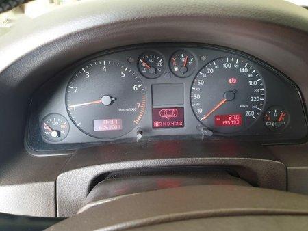 Selling Silver Audi A6 2001 in Manila