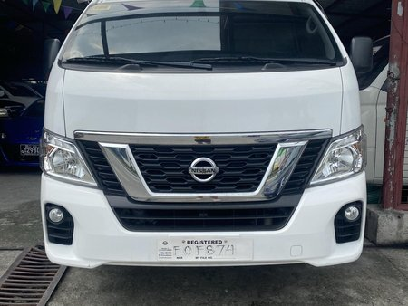 2018 Nissan NV350 Premium
