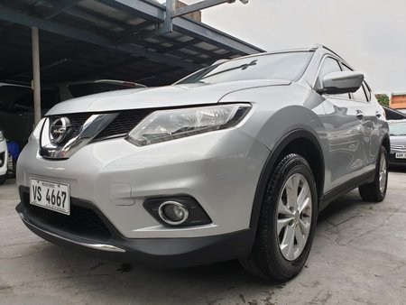 Nissan X-Trail 2016 Acquired 4x4 Automatic