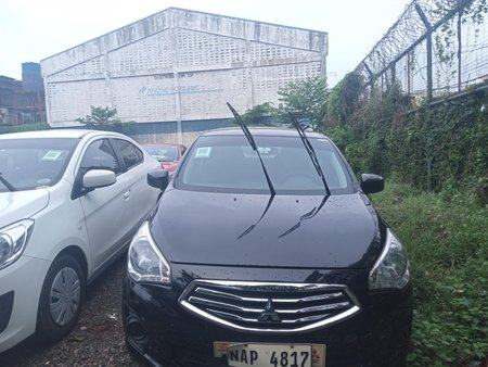 2018 Mitsubishi Mirage G4 Company owned, Casa maintained