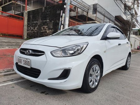 Lockdown Sale! 2018 Hyundai Accent 1.4 GL Automatic White 34T Kms BAB1800