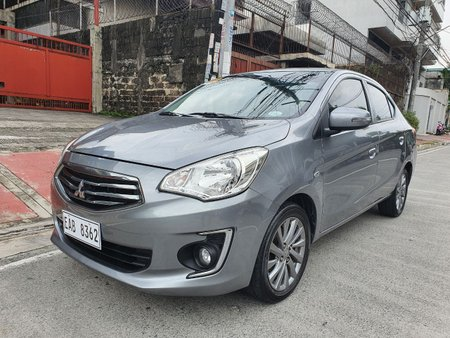 Lockdown Sale! 2018 Mitsubishi Mirage G4 1.2 GLS Automatic 25T Kms Gray B3Y768/EAB8362