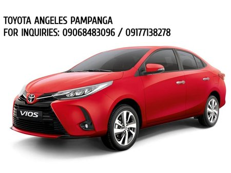 LOW DP LOW DP! 59K ALL IN! ALL NEW TOYOTA VIOS 1.3XE CVT(3AIR BAGS)
