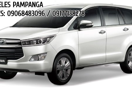LOW DP LOW DP! 79K ALL IN! ALL NEW TOYOTA INNOVA E DSL AT