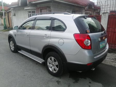 2008 Chevrolet Captiva Matic Registered