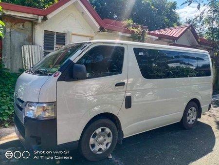 2019 Toyota Hi-ace Commuter