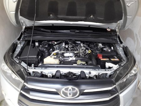 Sell Silver 2016 Toyota Innova in Pasig