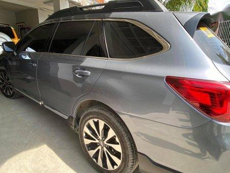 Silver Subaru Outback 2018 for sale in Pampanga