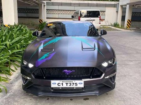 2018 Ford MUSTANG GT 5.0