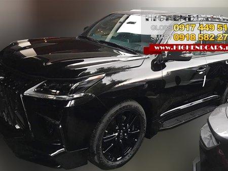 2021 LEXUS 450D BLACK EDITION