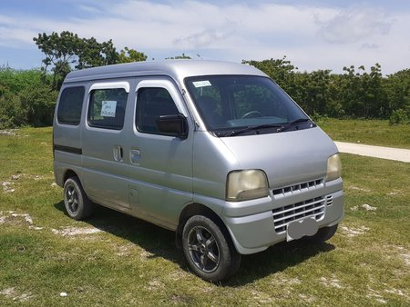 2016 Suzuki multicab for sell