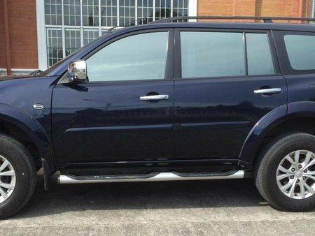 Mitsubishi Montero glsv 2014
