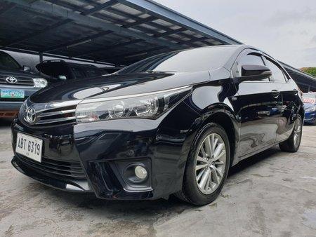 Toyota Altis 2015 1.6 V Automatic