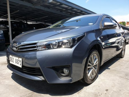 Toyota Altis 2016 1.6 G Automatic