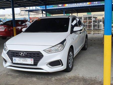 2019 Hyundai Accent Manual