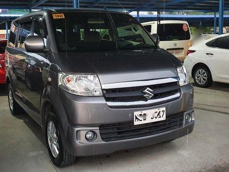 2020 Suzuki APV GLX Manual