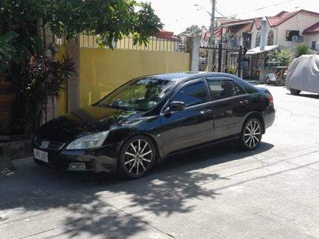 Honda accord 2004 model 18 mags new tires, Quezon City location