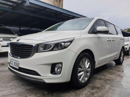 Kia Grand Carnival 2016 EX Automatic