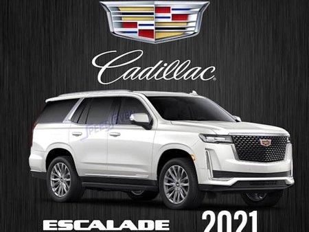 Brand New 2021 Cadillac Escalade ESV Premium Luxury (FULLY LOADED) not 2020