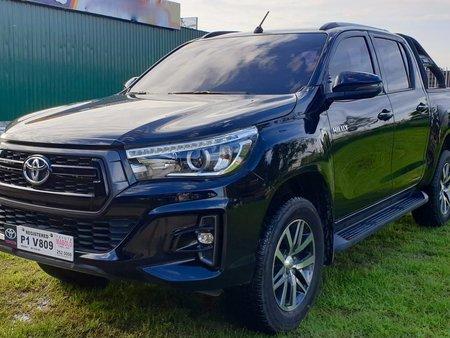 2019 Toyota Hilux Conquest Automatic