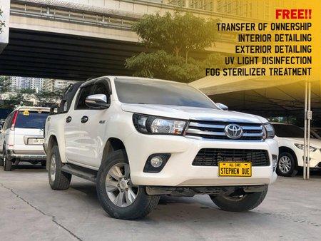 2017 Toyota Hilux 2.4G L 4x2 A/T Diesel