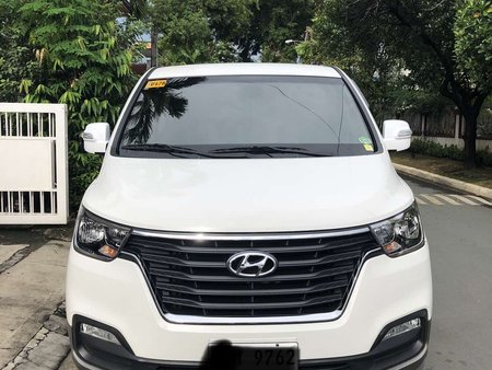 2020 HYUNDAI STAREX GOLD 2.5 AT for SALE