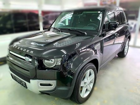 Brand new 2021 Land Rover Defender 2.0 Diesel