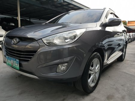 Hyundai Tucson 2014 Acquired GLS Gas Automatic