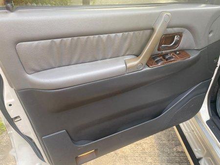 Sell Silver 2001 Mitsubishi Pajero in Manila