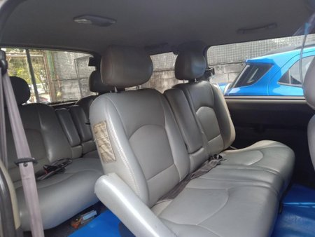 Grey Hyundai Starex 2007 for sale in Manila