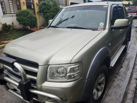 Ford Ranger  4x2  2008  Autotransmission