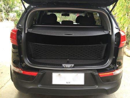 Black Kia Sportage 2012 for sale in Makati
