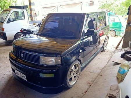 Sell Black 2007 Toyota Bb in Liloan