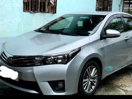 For sale Toyota Corolla Altis 1.6G MT Owner Seller