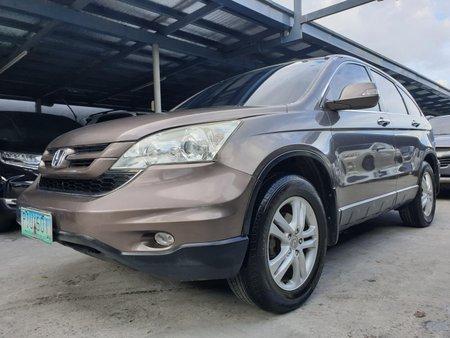 Honda CRV 2011 Acquired 4x4 Automatic