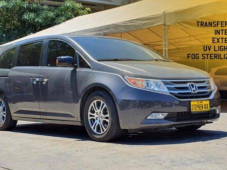 2012 Honda Odyssey A/T Gas