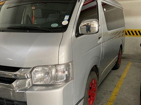 Sell Silver 2019 Toyota Grandia in Pasay