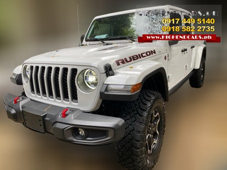 2020 JEEP RUBICON GLADIATOR PICKUP