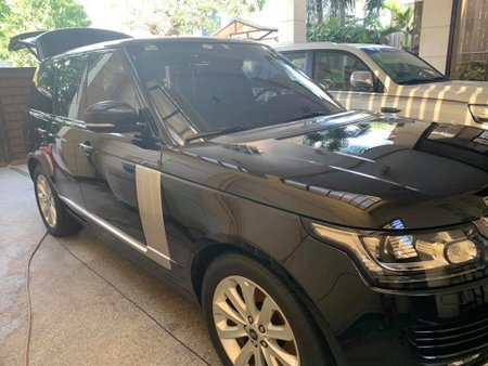 2013 RANGE ROVER VOGUE SUPERCHARGED