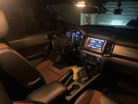 Silver Ford Ranger 2016 for sale in Pasig