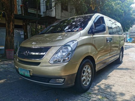 2009 Hyundai Grand Starex Gold AT