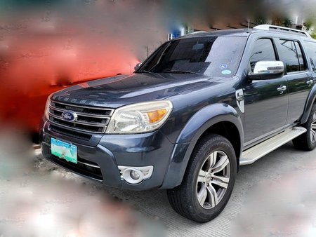 2012 Ford Everest Automatic Diesel
