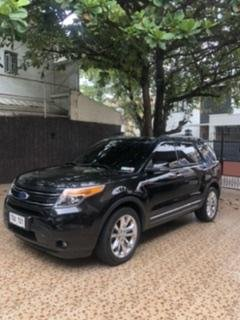 Ford Explorer 2012 Limited Top of the line