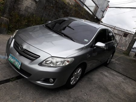 Toyota Altis 2008 AT 1.6 G