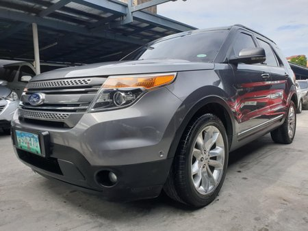 Ford Explorer 2013 3.5 4x4 Automatic